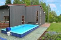Hus med Pool i Jönköping
