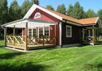 Stuga i Falkenberg