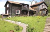 Stuga i Leksand