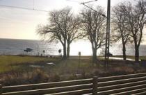 Vy i från Ystad